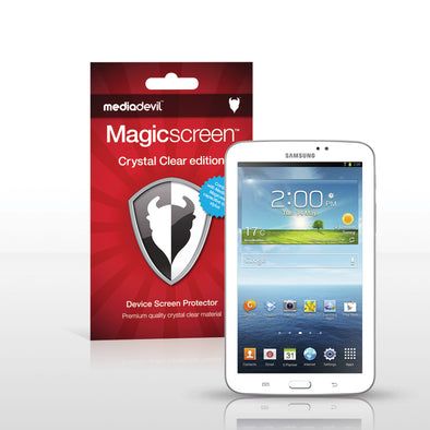 "Samsung Galaxy Tab 3 (7.0"") WiFi Screen Protector (Clear) 