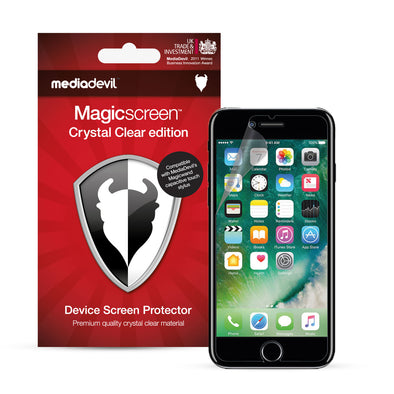 iPhone 7 & iPhone 8 Screen Protector (Clear) | Magicscreen