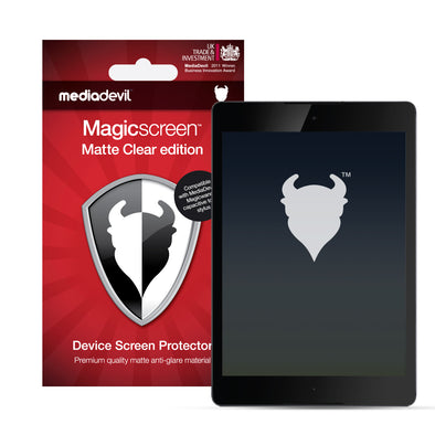 Google Nexus 9 Matte Clear (Anti-Glare) Screen Protector | Magicscreen