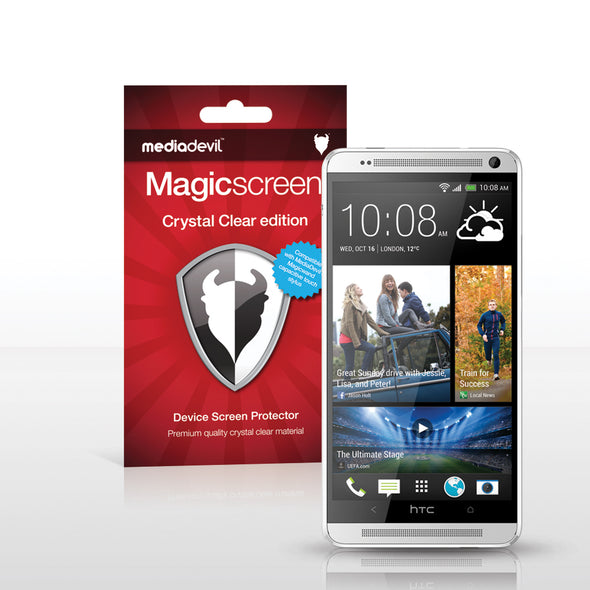 HTC One Max Screen Protector (Clear) | Magicscreen