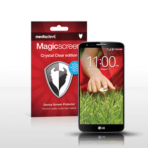 LG G2 Screen Protector (Clear) | Magicscreen