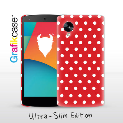 Grafikcase Nexus 5 cases: Pattern