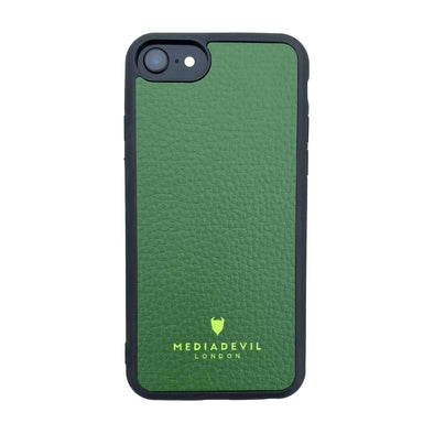 iPhone X/XS Plant Leather Case