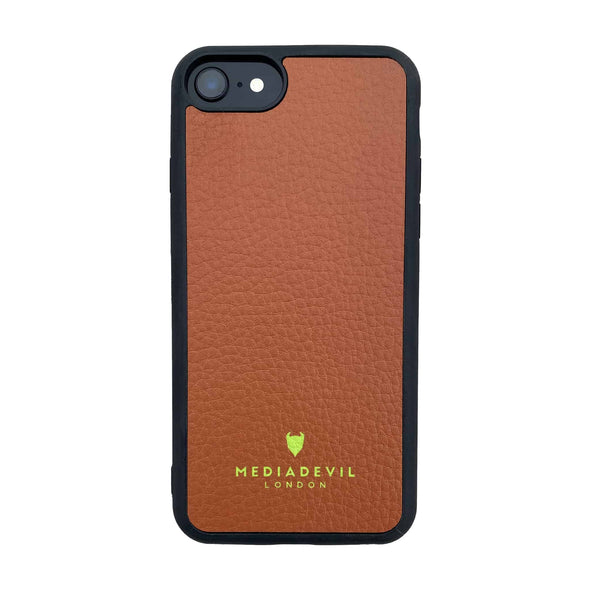 iPhone 12 Mini Plant Leather Case