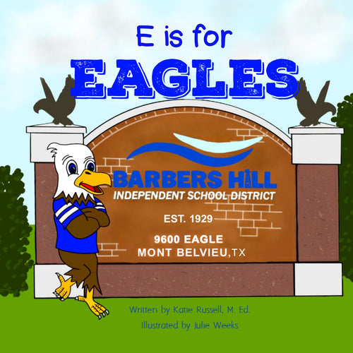 E is for Eagles