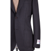 Ring Jacket Sport Jacket 280F in Brown-Black Prince of Wales Check Wool