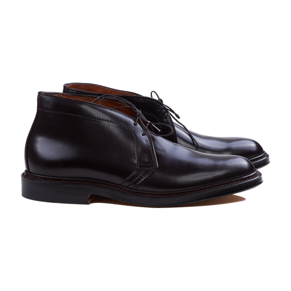Alden Chukka Boot in Colour #8 Cordovan