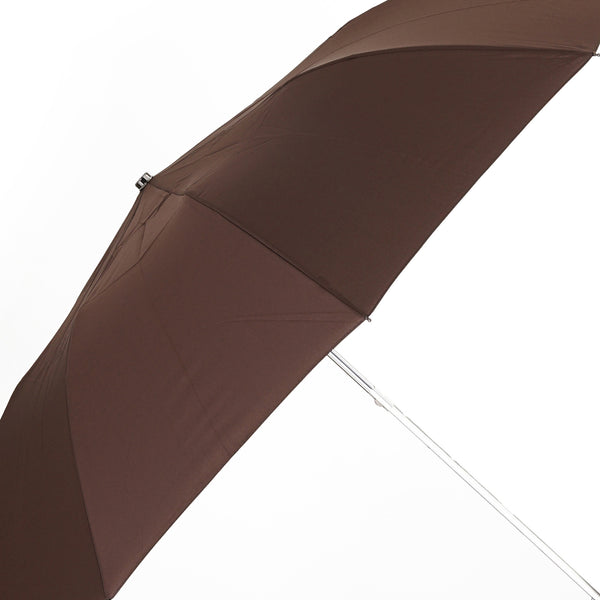 Fox Umbrellas Telescopic with Brown Maple Crook Handle