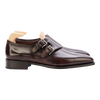 John Lobb Chapel in Dark Brown Museum Calf