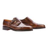 John Lobb William in Parisian Brown Museum Calf