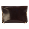 Makr Flap Slim Wallet in Cordovan Leather