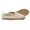 P. Johnson Espadrilles in Cream Canvas
