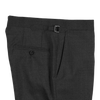 P. Johnson Trousers in Grey 3-Ply Wool