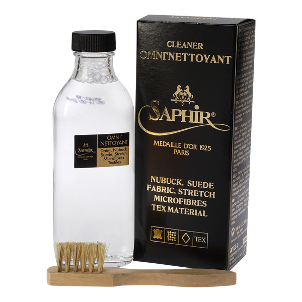 Saphir Médaille d'Or Omni'Nettoyant Suede Shampoo