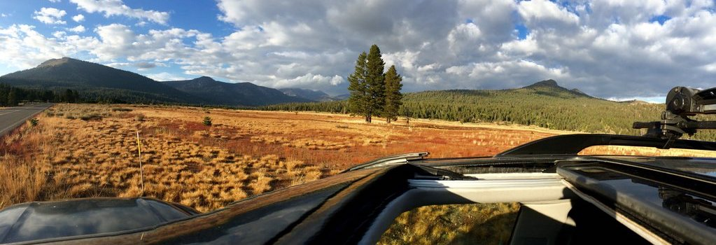 scenic mountain vista captured by rhino adventure gear california's premiere overland outfitter