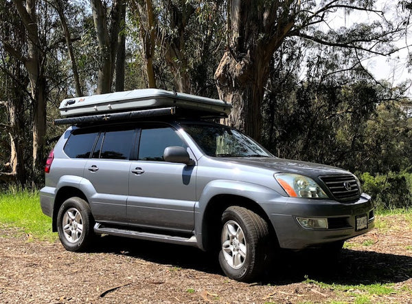 Lexus Gx470 Geared Up For Adventure Rhino Adventure