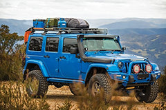 Rhino Rack Jeep JK roof rack
