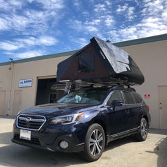 Roof Top Tent Amp Roof Rack Installs At Sf S Premiere