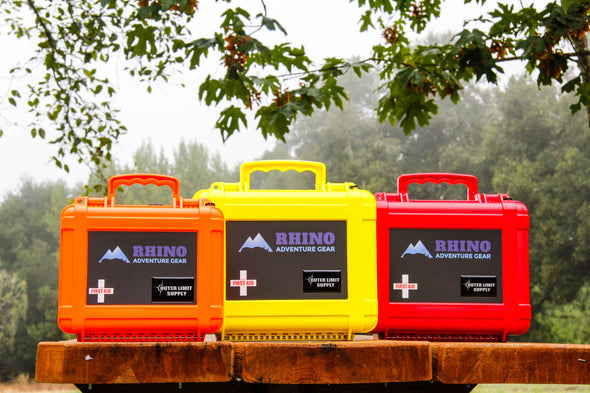 Outer Limit Supply First Aid Kits available in San Francisco CA from Rhino Adventure Gear