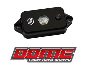 BAJA DESIGNS LED Dome Light w/Switch