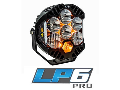 BAJA DESIGNS LP6 Pro Forward Projecting LED Off Road Light