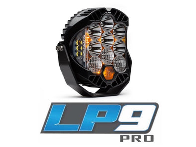 BAJA DESIGNS LP9 Pro Forward Projecting LED Off Road Light