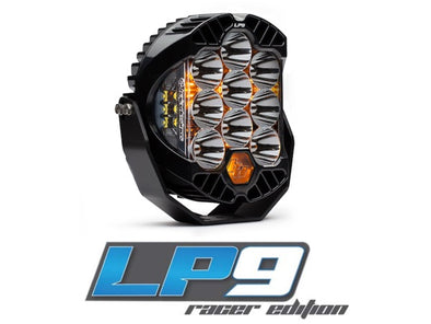 BAJA DESIGNS LP9 Racer Edition Forward Projecting LED Off Road Light