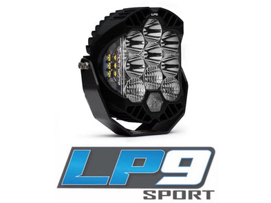 BAJA DESIGNS LP9 Sport Forward Projecting LED Off Road Light