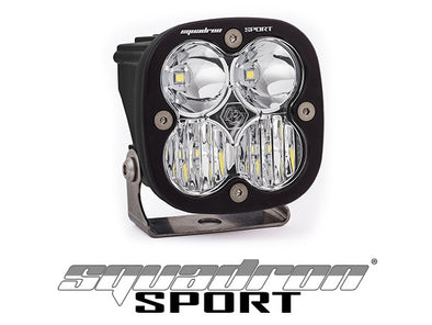 BAJA DESIGNS Squadron Sport Off Road LED Light (Single, Pair)