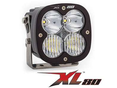 BAJA DESIGNS XL80 Forward Projecting LED Off Road Light (Single, Pair)