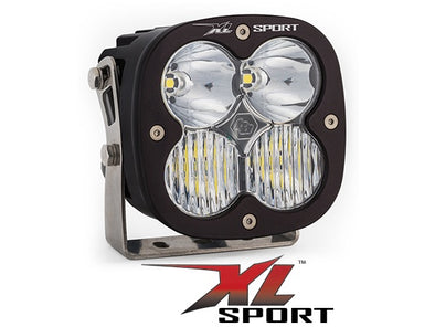 BAJA DESIGNS XL Sport Forward Projecting LED Off Road Light (Single, Pair)