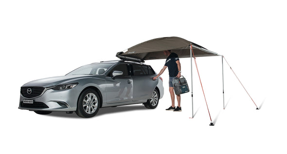 RHINO-RACK Dome 1300 Awning (Left/Right/Rear Mount ...