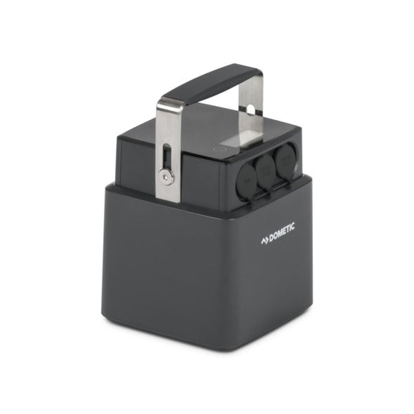 Dometic PLB40 Portable Lithium Battery- output angle