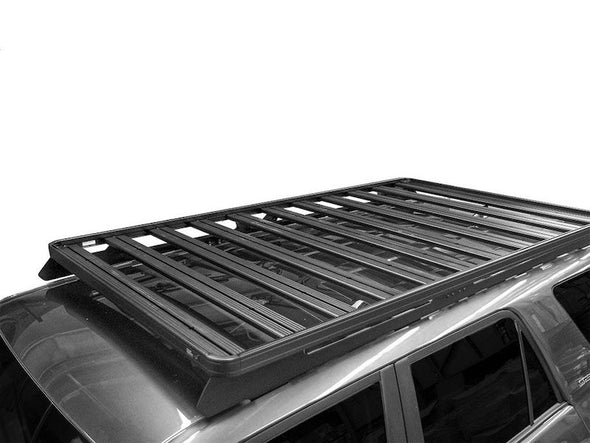 Front Runner SlimLine II Full Size Roof Rack Kit on 5th Gen Toyota 4Runner overhead view