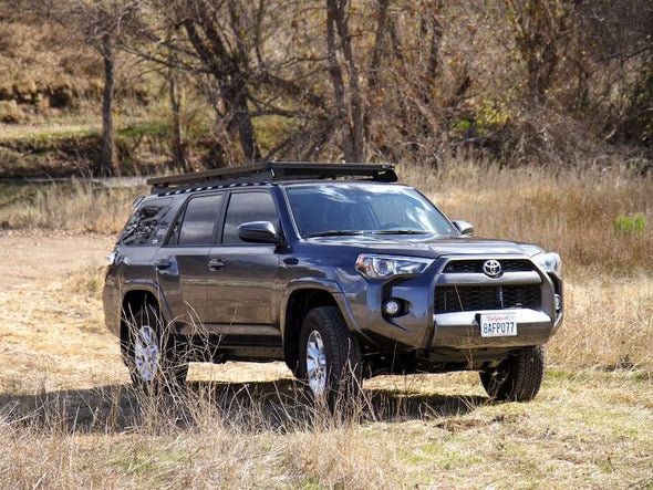 Front Runner SlimLine II Full Size Roof Rack Kit on 5th Gen Toyota 4Runner