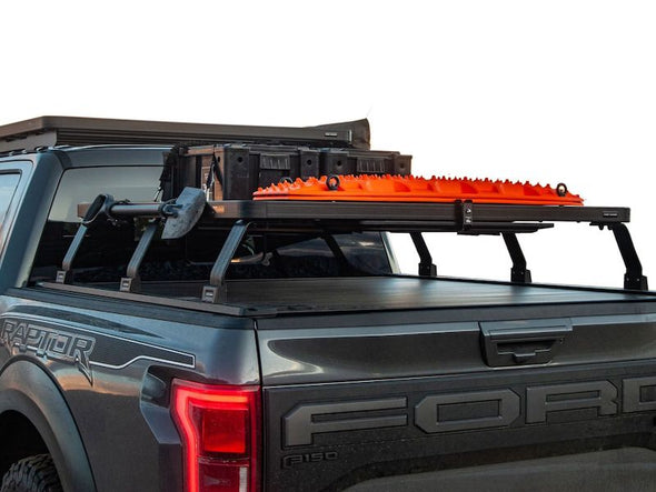 Front Runner SlimLine II Roll Top Bed Rack Kit on Ford F150
