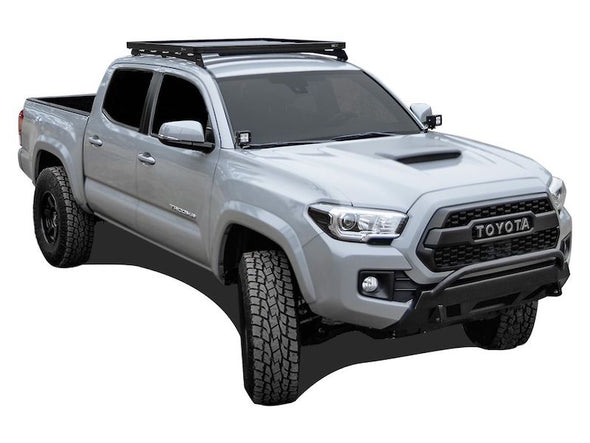 Front Runner SlimLine II Cab Roof Rack Kit on Toyota Tacoma Low Profile SlimeLine II