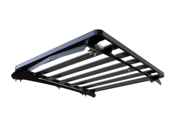 Front Runner SlimLine II Cab Roof Rack Kit on Toyota Tacoma Standard Profile studio below