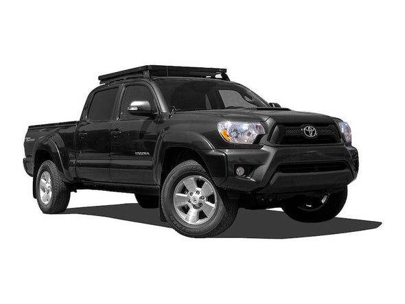 Front Runner SlimLine II Cab Roof Rack Kit on Toyota Tacoma Standard Profile