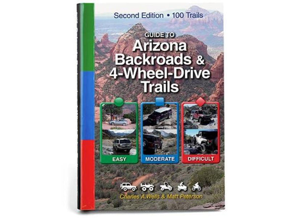 Cover of FunTreks Guidebook to Arizona Backroads and 4-Wheel Drive Trails
