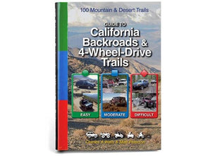 Cover of FunTreks Guidebook to California Backroads and 4-Wheel Drive Trails