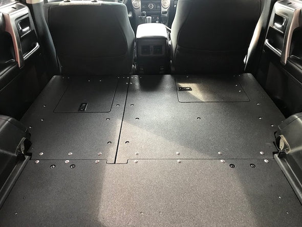 Goose Gear Low Profile Sleeping Platforms for Toyota 4Runner