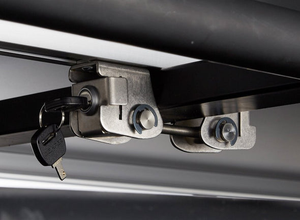 iKamper anti-theft mounting bracket locks version 2.0
