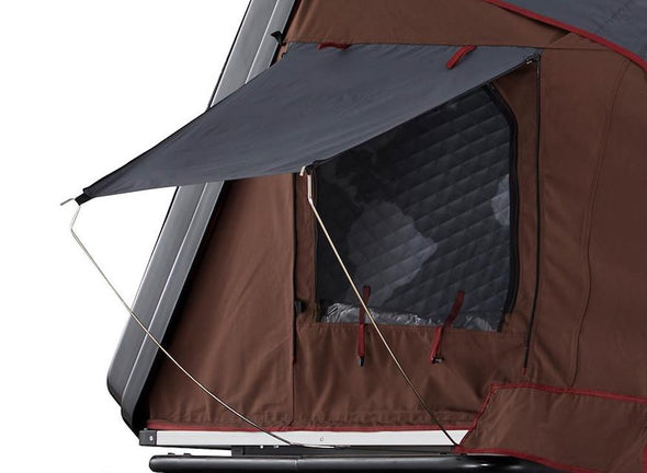 iKamper Skycamp 2X 2-person Roof Top Tent canopy windows