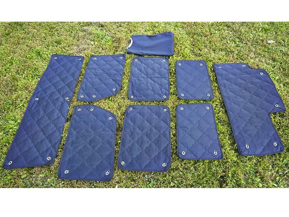 James Baroud Vehicle Insulation Kit reversible panels for window sun shade