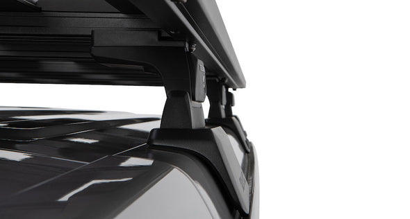 Rhino-Rack Jeep JL Backbone roof rack mounting system side view