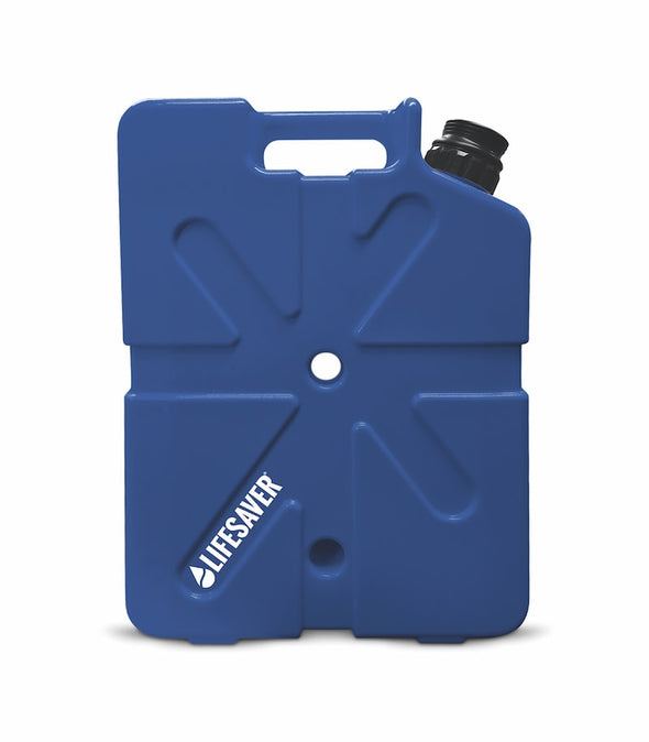 Dark blue Lifesaver ultra filtration jerrycan