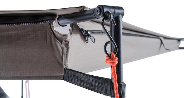 Rhino-Rack Batwing Compact Awning- eyelet for guy rope