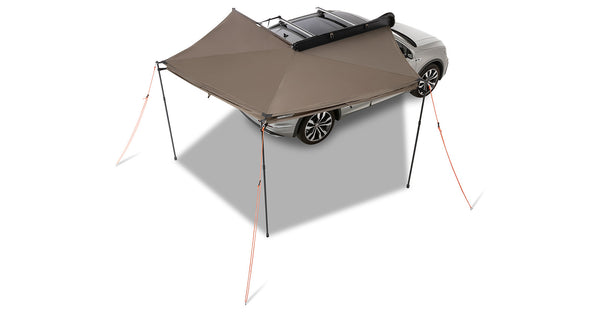 RHINO-RACK Batwing Compact Awning (Right Side Mount)