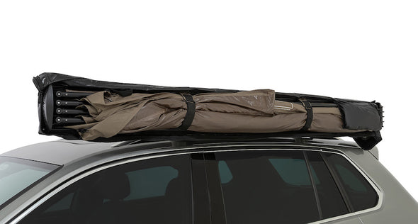Left Side Mounted Rhino-Rack Batwing Compact Awning- interior of storage bag